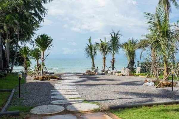 สราญรมย์รีสอร์ท จันทบุรี (Sranrom resort)