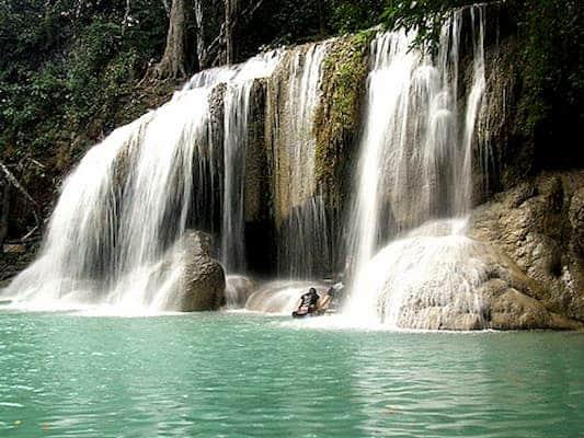 น้ำตกเอราวัณ-ที่พักแพกาญจนบุรี-iTravel