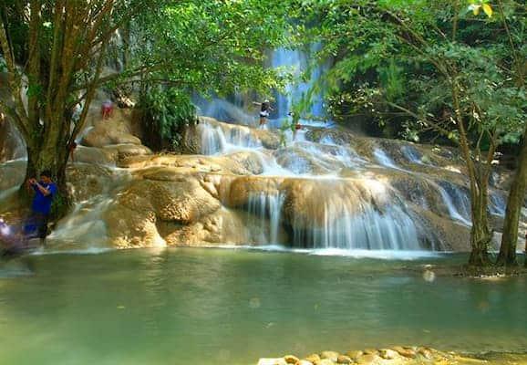 น้ำตกไทรโยคน้อย-ที่พักแพกาญจนบุรี-iTravel
