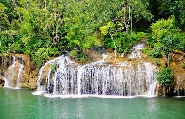 น้ำตกไทรโยค-บ้านพักกาญจนบุรี-itravel