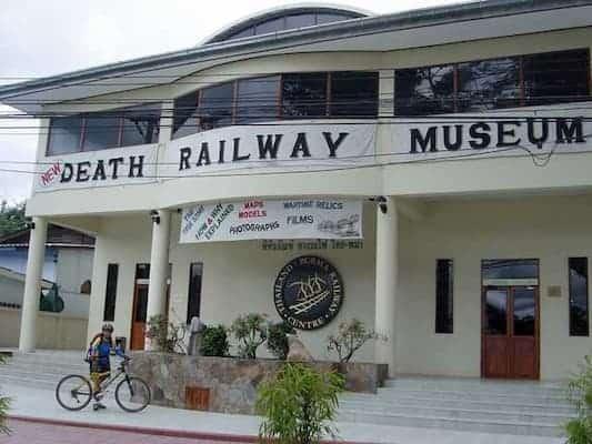 พิพิธภัณฑ์ทางรถไฟไทย-พม่า-โรงแรมกาญจนบุรี- itravel
