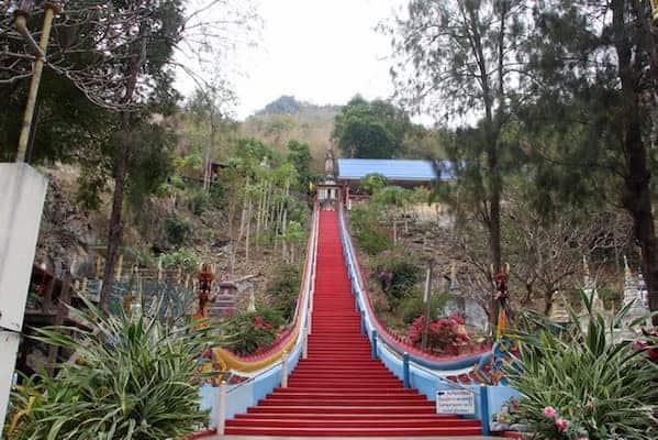 วัดถ้ำมังกรทอง-รีสอร์ทกาญจนบุรี- itravel