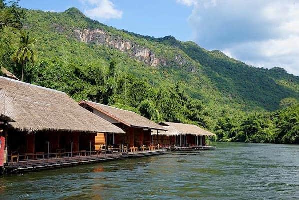 โก๋ เมืองกาญจน์ พาราไดซ์ วิว รีสอร์ท-ที่พักแพกาญจนบุรี-iTravel