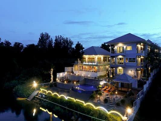 โรงแรมพรินเซสริเวอร์แคว-โรงแรมกาญจนบุรี- itravel