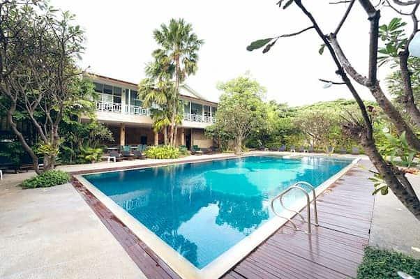 โรงแรมริเวอร์แคว-โรงแรมกาญจนบุรี- itravel
