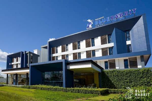 บลู แรบบิต โฮเทล-โรงแรมจันทบุรี-itravel