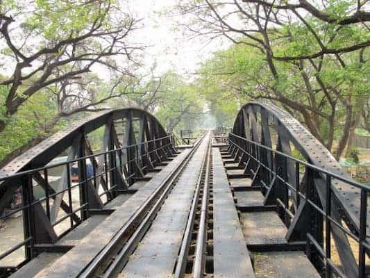 สะพานข้ามแม่น้ำแคว-โรงแรม 5 ดาว กาญจนบุรี-itravel