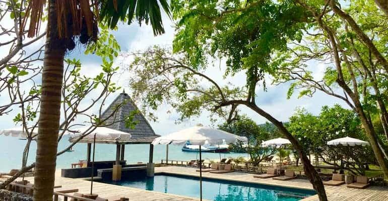 หมู่บ้านทะเล รีสอร์ท-ที่พักเกาะเสม็ดหาดทรายแก้ว-itravel
