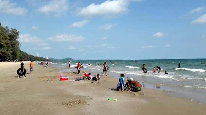 หาดแม่รำพึง-บ้านพักติดทะเลระยอง-itravel