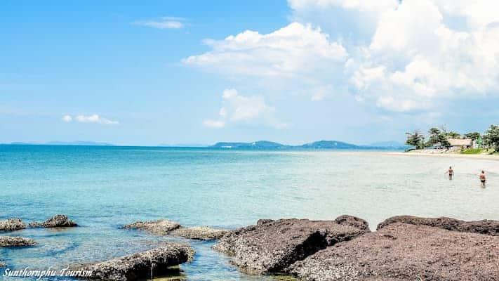 หาดแหลมแม่พิมพ์-ที่พักระยองติดทะเลมีสระว่ายน้ำ-iTravel