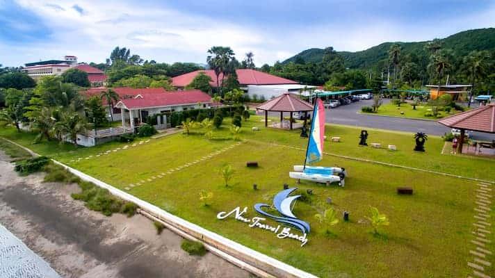 โรงแรม นิว ทราเวล บีช รีสอร์ท-ที่พักจันทบุรีติดทะเล มีสระว่ายน้ำ-itravel