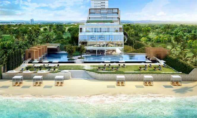 โรงแรม วีรันดา รีสอร์ท พัทยา-ที่พักชลบุรีติดทะเลมีสระว่ายน้ำ-itravel