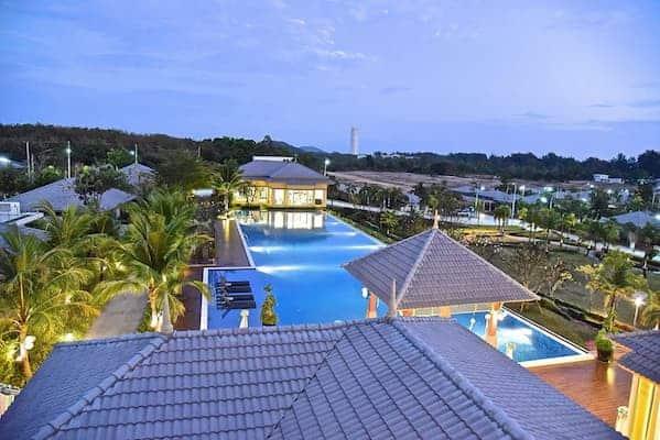 Villa @ Casa Seaside Rayong-ที่พักหาดแม่รําพึงมีสระว่ายน้ำ-iTravel
