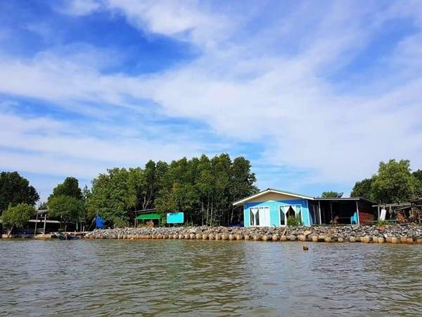 บ้านปูโฮมสเตย์-ที่พักจันทบุรีติดทะเลตกหมึกได้-itravel