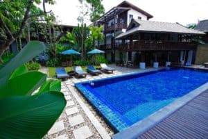 บ้านไทยวิลเลจ-โรงแรมในตัวเมืองเชียงใหม่อ่างอาบน้ำ-itravel