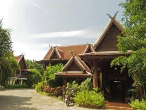 บ้านไทย รีสอร์ท-ที่พักโรงแรมใกล้สนามบินเชียงใหม่มีรถรับส่ง-itravel