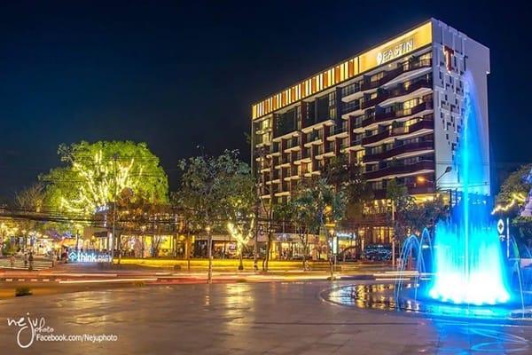 อีสทิน ตัน โฮเต็ล เชียงใหม่-โรงแรมเชียงใหม่นิมมาน-itravel