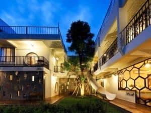 โรงแรมดิ อาร์เทล นิมมาน-ที่พักหลักร้อยนิมมานเชียงใหม่-itravel