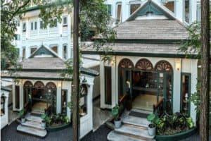 โรงแรมเยสเตอเดย์-โรงแรม 4 ดาวเชียงใหม่นิมมาน-itravel