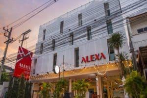 ALEXA Hostel-ที่พักหลักร้อยนิมมานเชียงใหม่-itravel