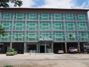Km Hotel Chiang Mai-ที่พักโรงแรมใกล้สนามบินเชียงใหม่มีรถรับส่ง-itravel