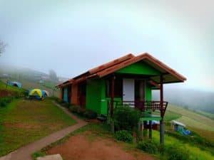 บ้านพักสมพงศ์ ภูทับเบิก-บ้านพักภูทับเบิก 6 คน-itravel
