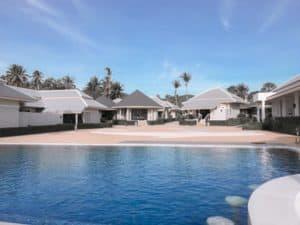 วิส บีช ขนอม-ที่พักขนอมมีสระว่ายน้ำส่วนตัว-itravel