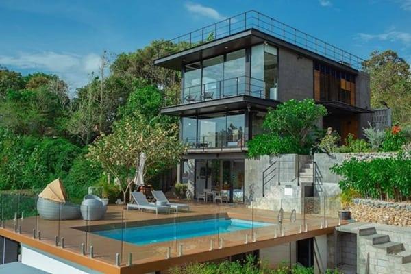 บ้านคุ้งวิมานพูลวิลล่า-ที่พักจันทบุรีติดทะเล-itravel