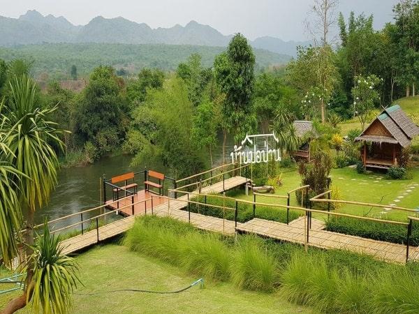 บ้านปอป่าน Homestay-โฮมสเตย์กาญจนบุรี-itravel