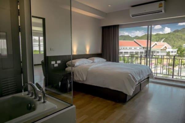 ยูโรเทล โฮเต็ล กาญจนบุรี-โรงแรมกาญจนบุรี-itravel