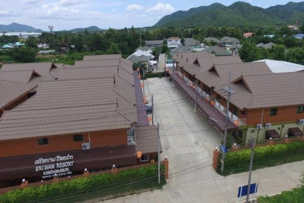 ศรีสยาม รีสอร์ท-โรงแรมกาญจนบุรี-itravel