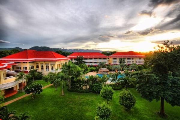 เทวมันตร์ทรา รีสอร์ท-โรงแรมกาญจนบุรี-itravel