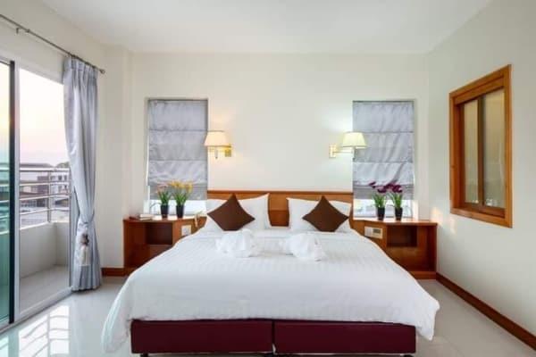 โรงแรมกาญจนบุรี ซิตี้-โรงแรมกาญจนบุรี-itravel