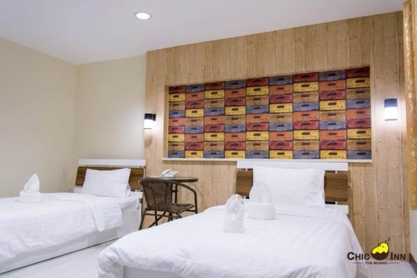โรงแรมชิคอินน์ ท่าม่วง-ที่พักกาญจนบุรี-itravel