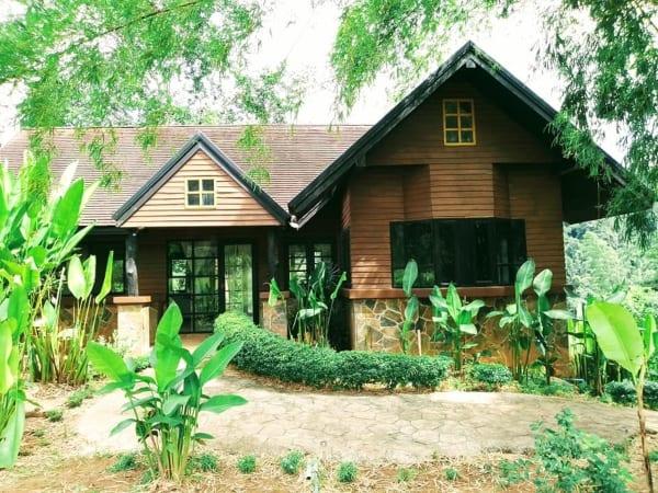 Mungkala Jungle Lodge-ที่พักกาญจนบุรีริมน้ำ-itravel