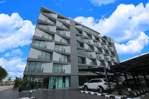 The 28th Hotel-โรงแรมกาญจนบุรี-itravel